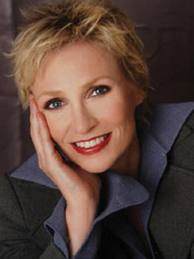 "Jane Lynch of ""Glee"""
